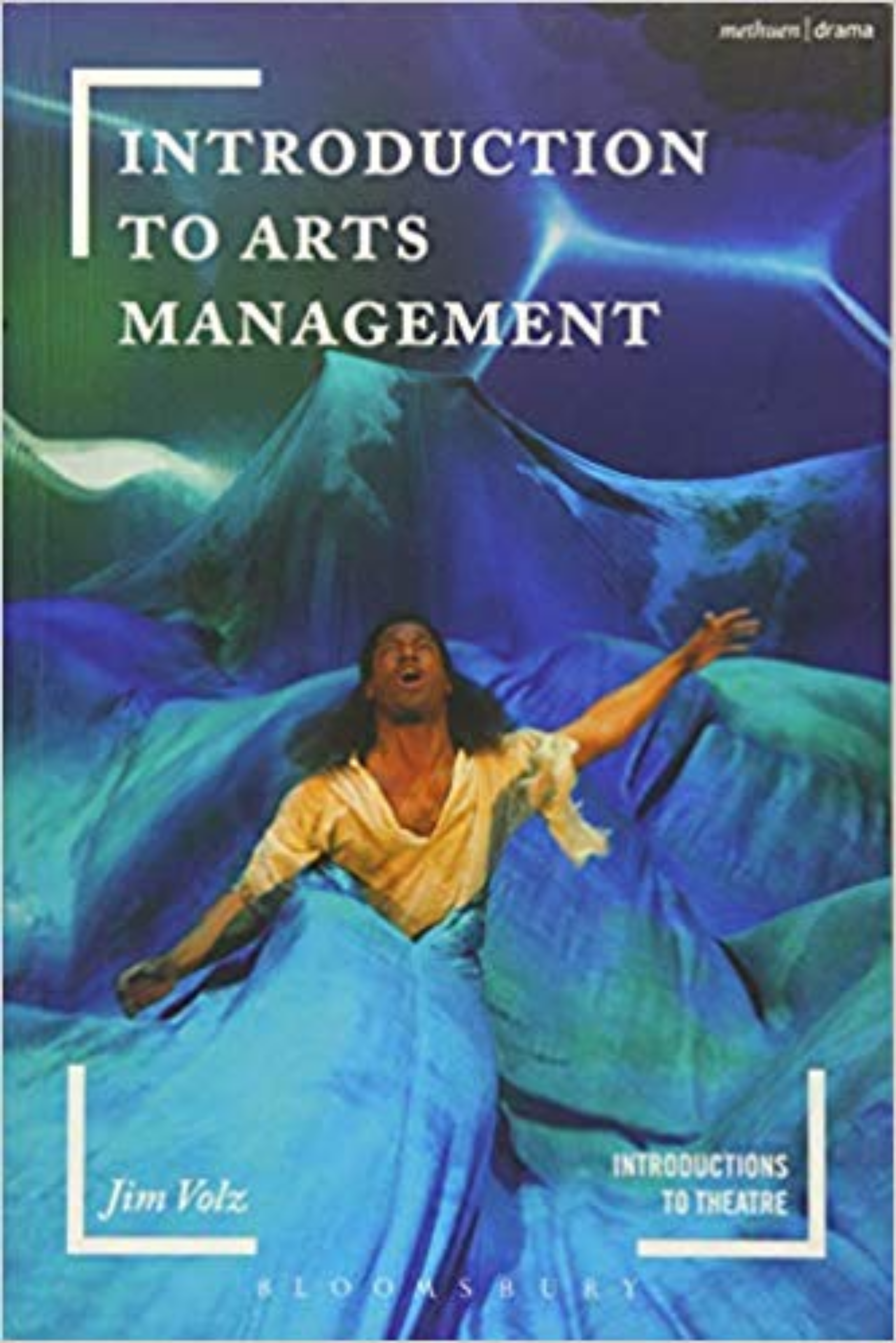 A Conversation and Book Review - Introduction to Arts Management