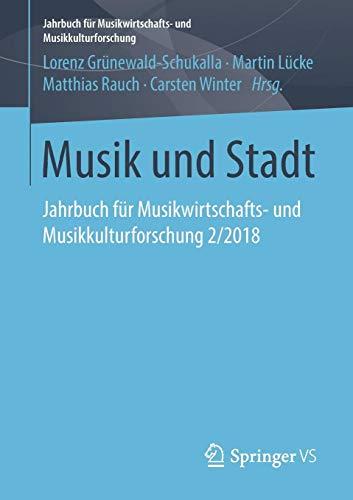 Buchrezension - Musik und Stadt